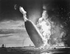 The Hindenburg Disaster marked the end of the Airship Era for public transportation