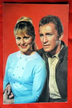 NANCY-MALONE-ROY-THINNES-LONG-HOT-SUMMER-1960-VINTAGE-RARE-EXYUGO-POSTCARD