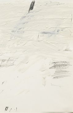 image detail from Cy Twombly's Poems to the Sea