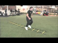 This how to video tutorial shows soccer training footwork drills for speed, agility and explosive power. I have slightly modified the pro agility drill for a. Agility Workouts, Soccer Workouts, Tennis Workout, Agility Training, Speed Training, Soccer Training, Soccer Coaching, Agility Ladder Drills, Chest Workout Routine