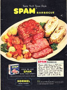 BBQ Spam, Hormel