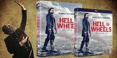 Jeu concours Hell On Wheels – Saison 4