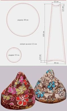 Best 12 Classic beanbag pattern – Page 531354456035231086 Diy Puffs, Bean Bag Pattern, Diy Bean Bag, Sewing Crafts, Sewing Projects, Bean Chair, Patterned Chair, Diy And Crafts, Sewing Patterns