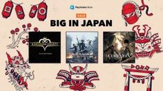 Over 500 Games Steeply Discounted In New Sale On Japanese Games Nier Automata Game, Guilty Gear Xrd, Secret Of Mana, Valkyria Chronicles, Playstation, Final Fantasy Xii, Sleepy Dogs, Japanese Games, Kingdom Hearts 3