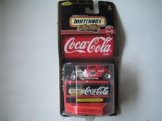 Matchbox Collectibles - Coca-Cola Collection - 1933 Ford ...