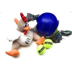 goDog, Tuff Ball and Jolly Pet play Bundle >>> You can get additional details at the image link. (This is an affiliate link) #DogToyBalls
