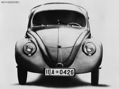 Volkswagen Beetle Prototype (1937)