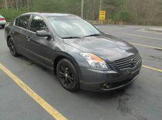 2007 Nissan Altima 2.5 S 4dr Sedan (2.5L I4 6M) - Attleboro MA