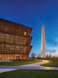 Smithsonian Institution, National Museum of African American History and Culture Architectural Photrography