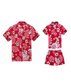 c06c8c47 77 Best Father & Son Matching Hawaii Beach Tropical Outfit images in ...