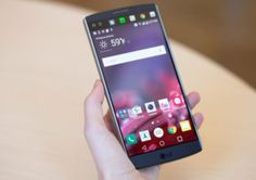 The LG has just landed a low blow on the iPhone and the Galaxy 7 LG has announced that buyers of its upcoming modular smartphone will get the B . Phone Stand For Desk, Cell Phone Reviews, Mobile Business, Android, Lg V20, Phone Mockup, Lg Phone, Phone Gadgets, Cell Phone Covers