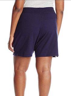 HTOOHTOOH Men Classic Fit Shorts Drawstring Shorts with Elastic Waist