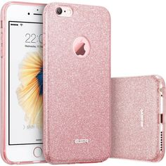 iPhone 6s Case, iPhone 6 Case, ESR Bling Glitter Back Cover Protective Bumper [S  | eBay