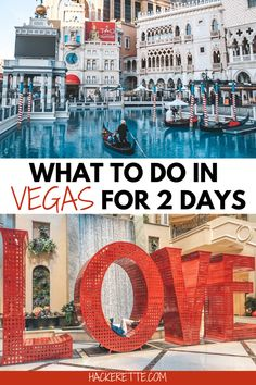 The perfect Las Vegas two day itinerary that is perfect for a weekend getaway. Find the best things to do in Vegas + the best places to eat in Vegas here. Las Vegas Vacation, Las Vegas Hotels, Vegas 2, Restaurants In Vegas, Las Vegas Eats, Vacation Ideas, Usa Travel Guide, Travel Usa, Travel Tips