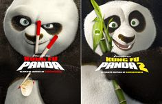 Skadoosh! Win KUNG FU PANDA 1 & 2 DVD set ahead of the January 29th release of KUNG FU PANDA 3
