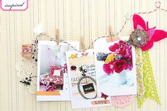 Clothesline: lovely layout