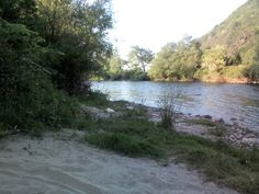 Río Narcea cerca de Cornellana