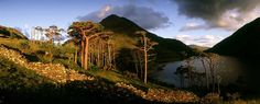 Doo Lough Pass, County Mayo, Ireland