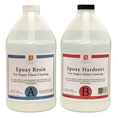 Epoxy Resin 1 Gal Kit For Super Gloss Coating And Table Tops Liquid Glass Epoxy, Clear Epoxy Resin, Uv Resin, Sunburn Relief, Thing 1, Resin Coating, Acetone, Crystals, Mesa Redonda