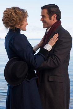 Murdoch & Julia (Murdoch Mysteries)