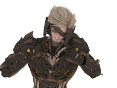 What is he doing? I would never have thought that I would see raiden doing this. Lol