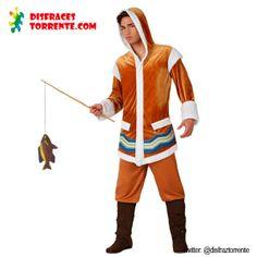 Disfraz de Esquimal chico Lo puedes combinar con el disfraz de esquimal para chica. Unos disfraces geniales para parejas y grupos de amigos....