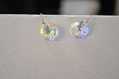 beautiful swarowski earrings...by Amethy