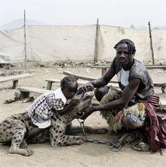 """Los Gadawan Kura, el clan de los """"hombres hiena"""" - Cultura Colectiva - Cultura Colectiva"""