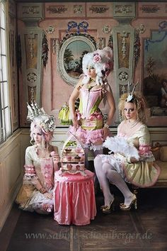 Marie #Antoinette
