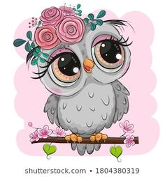 Cartoon Owl Drawing, Cute Owl Drawing, Cute Owl Cartoon, Cute Drawings, Owl Drawing Color, Cute Cartoon Images, Owl Vector, Vector Art, Owl Artwork