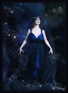 The Goddess Hathor by ~M-I-R-I-E-L on deviantART