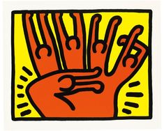 Find the latest shows, biography, and artworks for sale by Keith Haring. Bridging the gap between the art world and the street, Keith Haring rose to prominen… Arte Pop, Keith Allen, James Rosenquist, Keith Haring Art, Illustrator, Art Plastique, Graffiti Art, American Artists, Claes Oldenburg