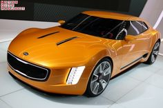 Kia Stinger GT4