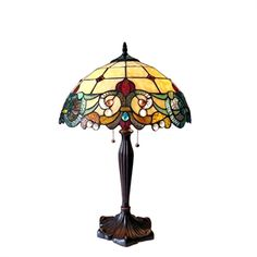 "CHLOE Lighting CH18767IV16-TL2 Table Lamp ""DULCE"""