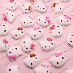 Hello Kitty Assorted Cabochon | por Sophie & Toffee