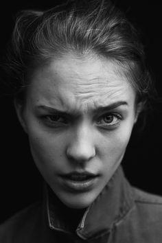 Nicole Pollard by Mathieu Vladimir Alliard