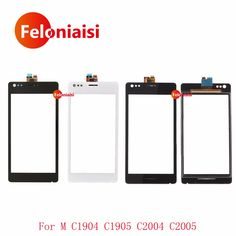 "Buy High Quality 4.0"" For Sony Xperia M C1904 C1905 C2004 C2005 Touch Screen Digitizer Sensor Outer Glass Lens Panel ....Click Link... #sony #xperia #sonyxperia #sonyphone #phone #phones #mobile #mobilephone"