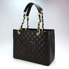 """I have this Chanel handbag. It was my last expensive purchase before I retired. Now until I publish my writing, I'm on budget. But I'm like Angelina Jolie: she says """"why buy another handbag if this one is not broken...with that $, I can buy many shoes for poor kids"""". Not quoted verbatim, but that's how I feel. I'm sure she has many many more bags than I do. But I have 1 Chanel & 2 Louis Vuitton & it's all I need til they break! spare money to buy shoes 4 poor kids -Mari Marxuach Parrilla"""