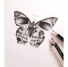 beautiful skull tattoos for women Hand Tattoos, Skull Tattoos, Flower Tattoos, Body Art Tattoos, Sleeve Tattoos, Tatoos, Tattoo Sleeve Designs, Butterfly Sleeve Tattoo, Butterfly Tattoo Designs