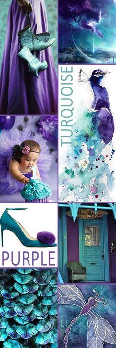 Color schemes - Color Inspiration - ☮ * ° ♥ ˚ℒℴѵℯ cjf Color schemes & inspiration  Preview – Pattern    Description  A short description of the basic color harmonies: complementary, analogous, triadic and tetradic color schemes. ☮ * ° ♥ ˚ℒℴѵℯ cjf  – Source –