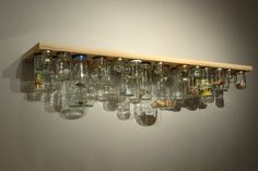 Of course we have all seen under the shelf jars. But it's such a wonderful solution that it's worth repeating :)