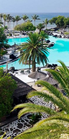 Maximize your time at Meliá Salinas in the Canary Islands, #Spain