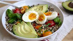 Nourish The Roots: Savory Breakfast Bowl Quick Healthy Breakfast, Savory Breakfast, Breakfast Bowls, Bed Recipe, Crock Pot Potatoes, Vegetarian Recipes, Healthy Recipes, Healthy Food, Greens Recipe