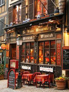 Pub Bar, Cafe Bar, Cafe Restaurant, Restaurant Design, Pub Design, Places Around The World, Oh The Places You'll Go, Beautiful World, Beautiful Places
