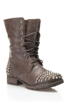combat boot. Have these in black. Love them!