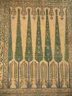 Topkapi Palace Harem tiles