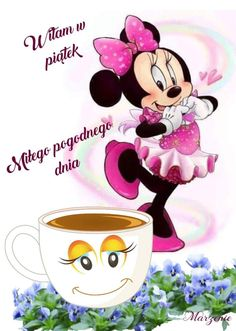 Disney Characters, Fictional Characters, Minnie Mouse, Have A Good Night, Good Morning, Disney Face Characters