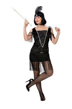 Disfraz de #charleston