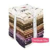 The Potting Shed Fat Quarter BundleHolly Taylor for Moda Fabrics