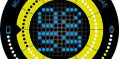 SPOTTED watch face APK Free Download - http://apkgamescrack.com/spotted-watch-face/